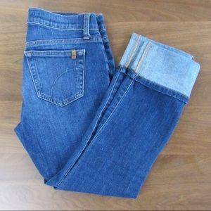Women's Joe's Jeans cuffed ankle pants size W25